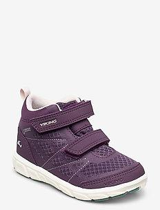 Veme Mid GTX - støvler - purple/bluegreen