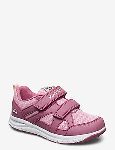 Odda - low tops - pink/violet