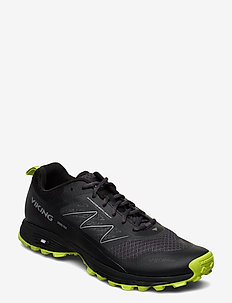 Anaconda Light INV FIT GTX - fjell- og vandresko - dark grey/lime