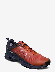 Anaconda Light INV FIT GTX - buty na wędrówki - terracotta/navy