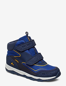 Evanger Mid GTX - NAVY/DARK BLUE