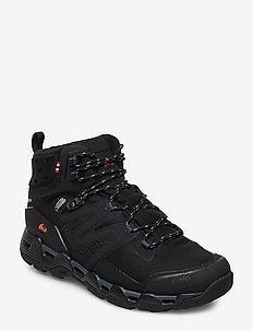 Kuling Mid III GTX M - wanderschuhe - black/orange