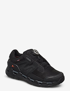 Dis III Boa GTX W - vandrings- & promenadskor - black/orange