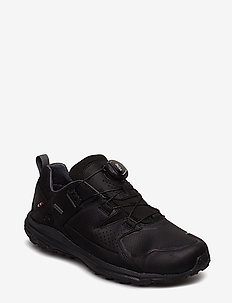 Myk Boa GTX W - low top sneakers - black/charcoal