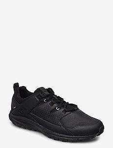 Myk M - buty na wędrówki - black