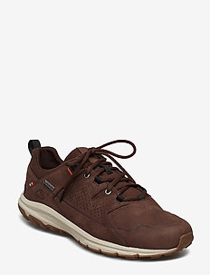Myk GTX  M - DARK BROWN/ORANGE