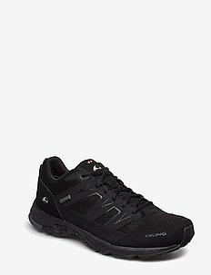 Vidder GTX M - buty na wędrówki - black/charcoal