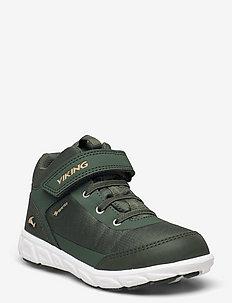 Spectrum Mid GTX R - høje sneakers - olive
