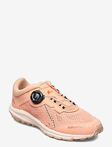 Apex Side Boa W - lage sneakers - coral/light pink
