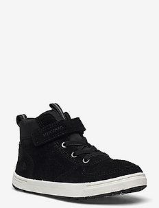 Samuel Mid WP - høje sneakers - black
