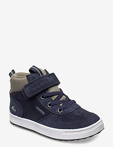 Samuel Mid WP - high tops - navy/olive