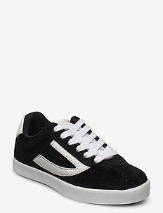 Retro Trim - sneakers - black/eggshell