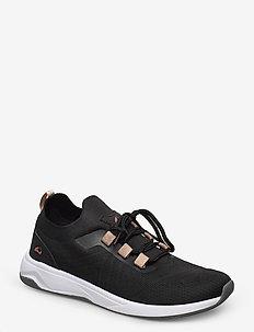 Martine - låga sneakers - black