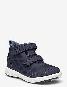 Veme Mid GTX R - hoog sneakers - navy/demin