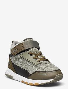 Arendal Mid GTX - høje sneakers - olive/lt.green