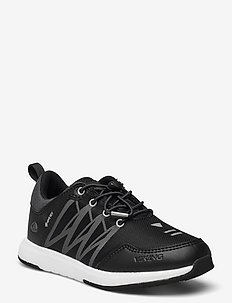 Oppsal Low GTX R - hiking shoes - black/charcoal