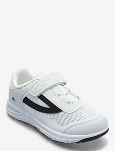 KNAPPER - low tops - white