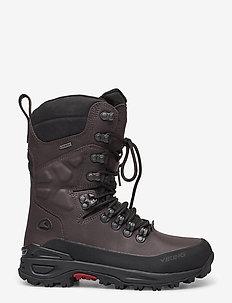 Myrdrag GTX - buty na wędrówki - dark brown/black
