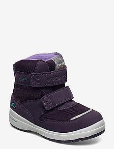 TOKKE GTX - winter boots - aubergine