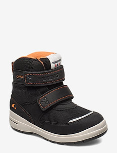 TOKKE GTX - BLACK/ORANGE