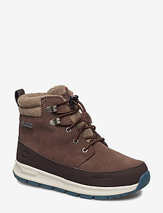 Rotnes GTX - DARK BROWN/LIGHT BROWN