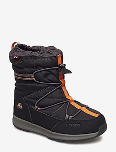 Asak GTX - BLACK/RUST