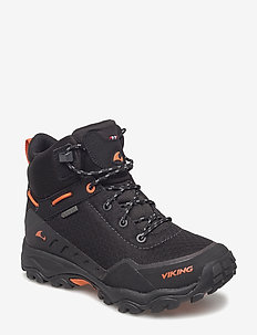 Rask Jr. GTX - buty zimowe - black/orange