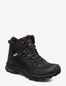 Rask GTX W - buty na wędrówki - black/charcoal
