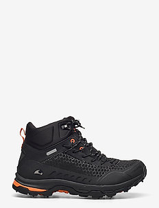 Rask Spikes GTX  M - buty na wędrówki - black/orange