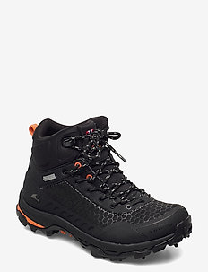 Rask Spikes GTX W - schuhe - black/orange