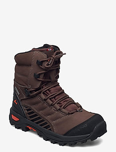 Deer Hunter GTX W - platte enkellaarsjes - brown/orange