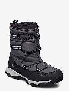 Tonstad GTX - vinter boots - black/charcoal