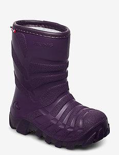 Ultra 2.0 - bottes en chaouthouc - aubergine/purple