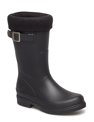 Vendela Jr. w/Fleece sock - BLACK