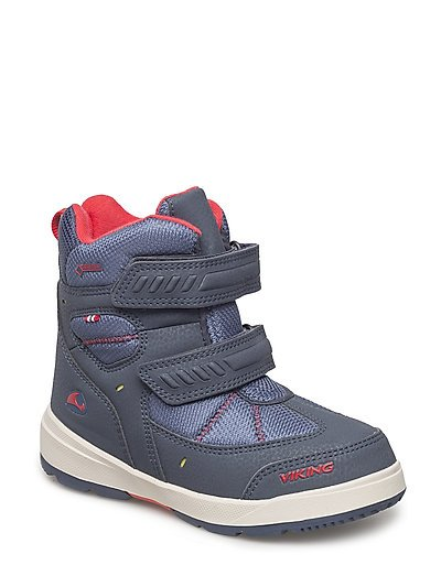 Toasty II GTX - NAVY/RED