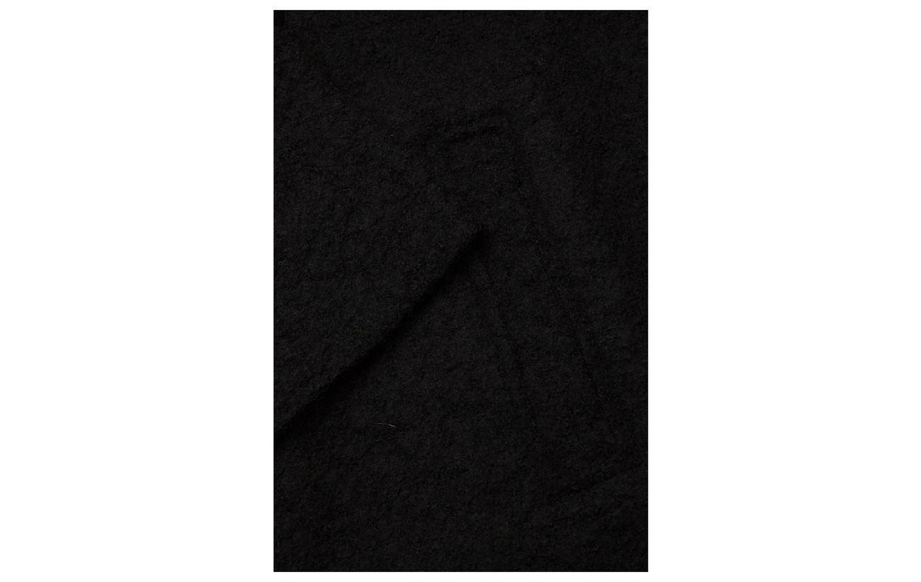 Vila Vilarah Polyester Laine 50 Coatigan Black S40rHSwq