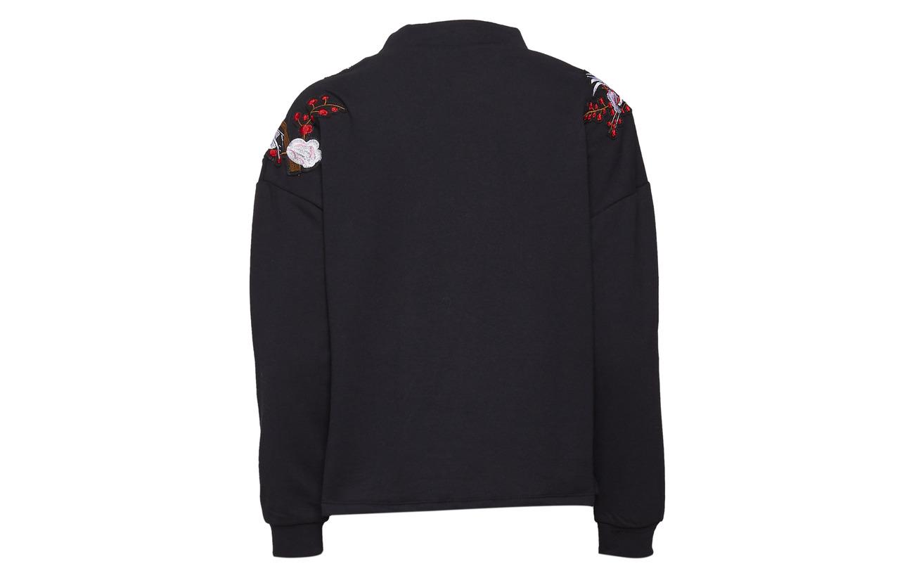 s Viswansy Vila Coton Top L Black 60 40 Polyester gEgWqzwdHn