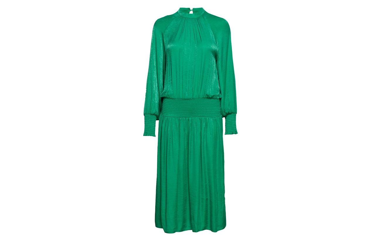 L s 46 54 Jelly Dress Viemal Vila Viscose Midi Bean Polyester 5AqU6nRpw