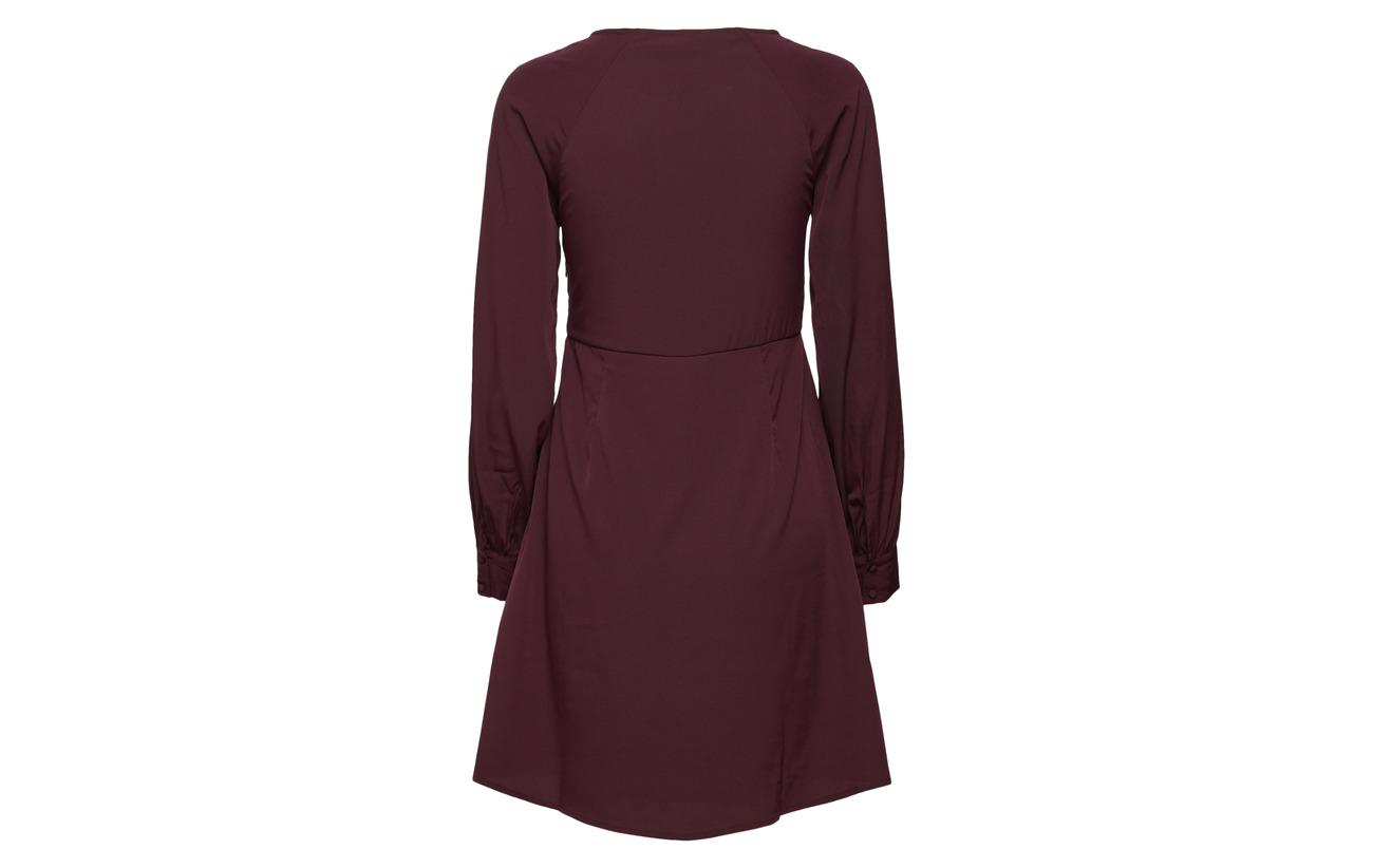 Winetasting L Viamarie Vila Dress s 100 Polyester ka wXR55qAB