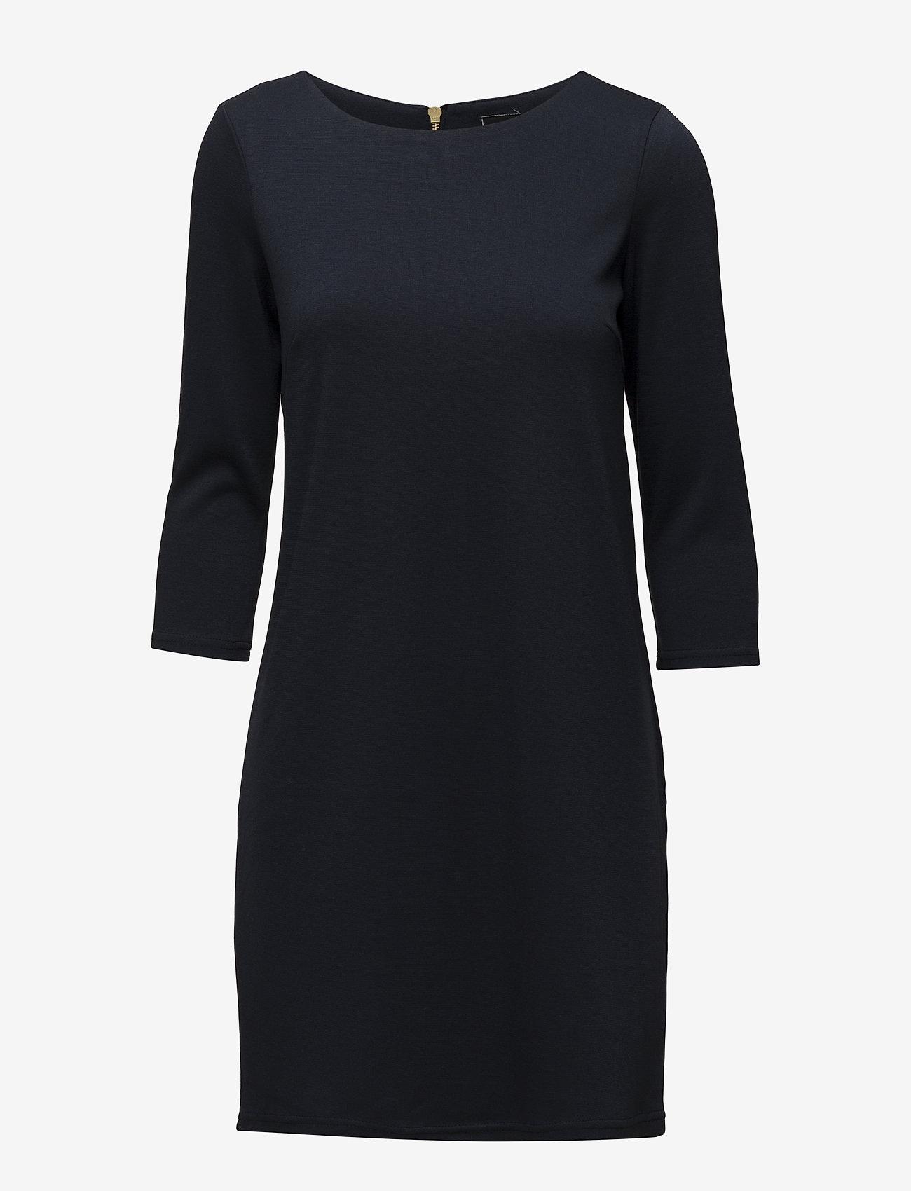 Vila - VITINNY NEW DRESS-NOOS - short dresses - total eclipse - 0