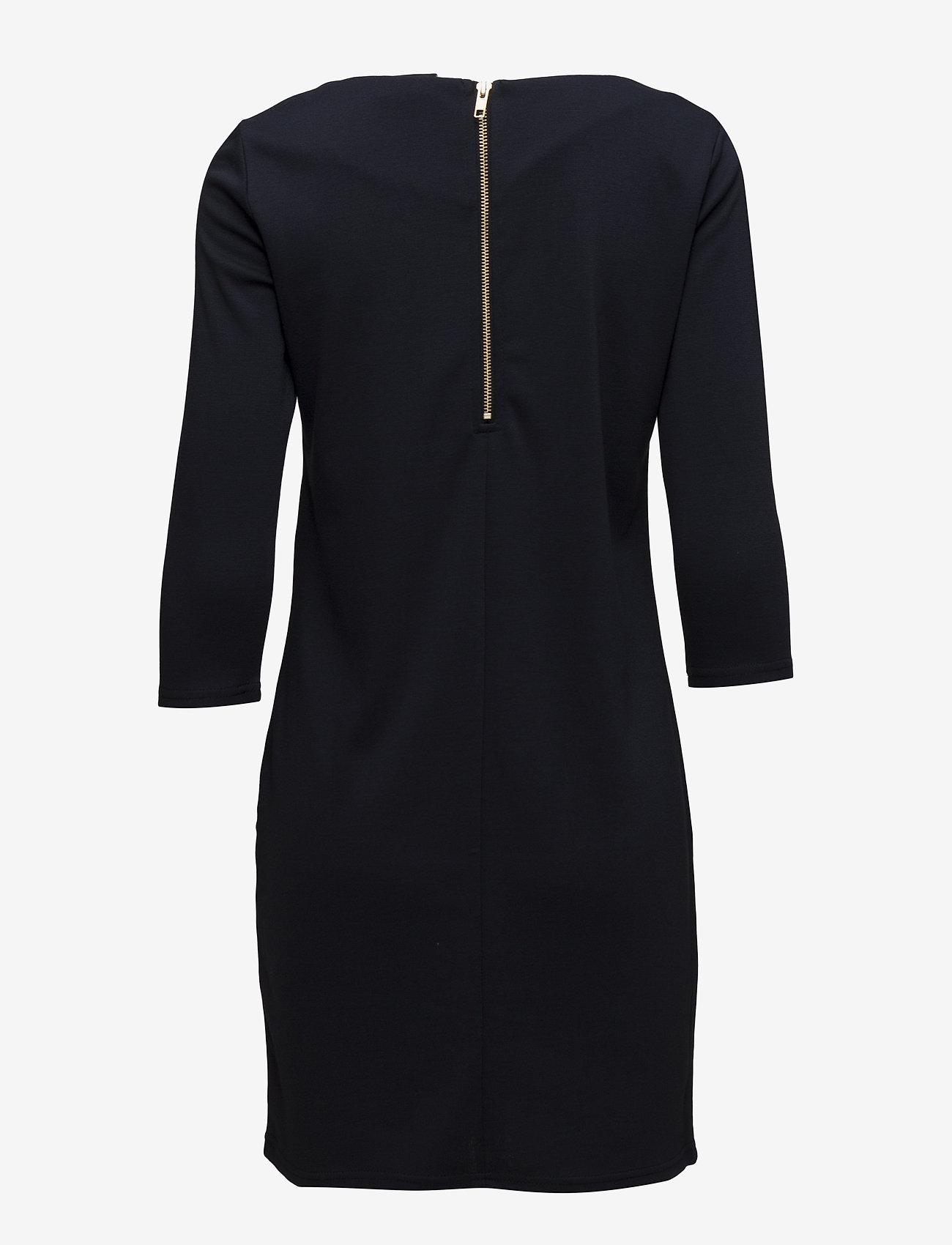 Vila - VITINNY NEW DRESS-NOOS - short dresses - total eclipse - 1