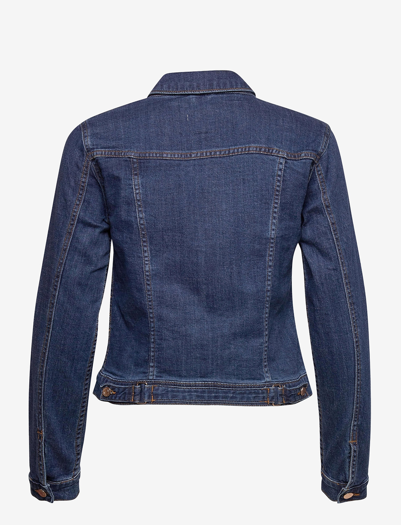 Vila - VISHOW DENIM JACKET - NOOS - denim jackets - medium blue denim - 1