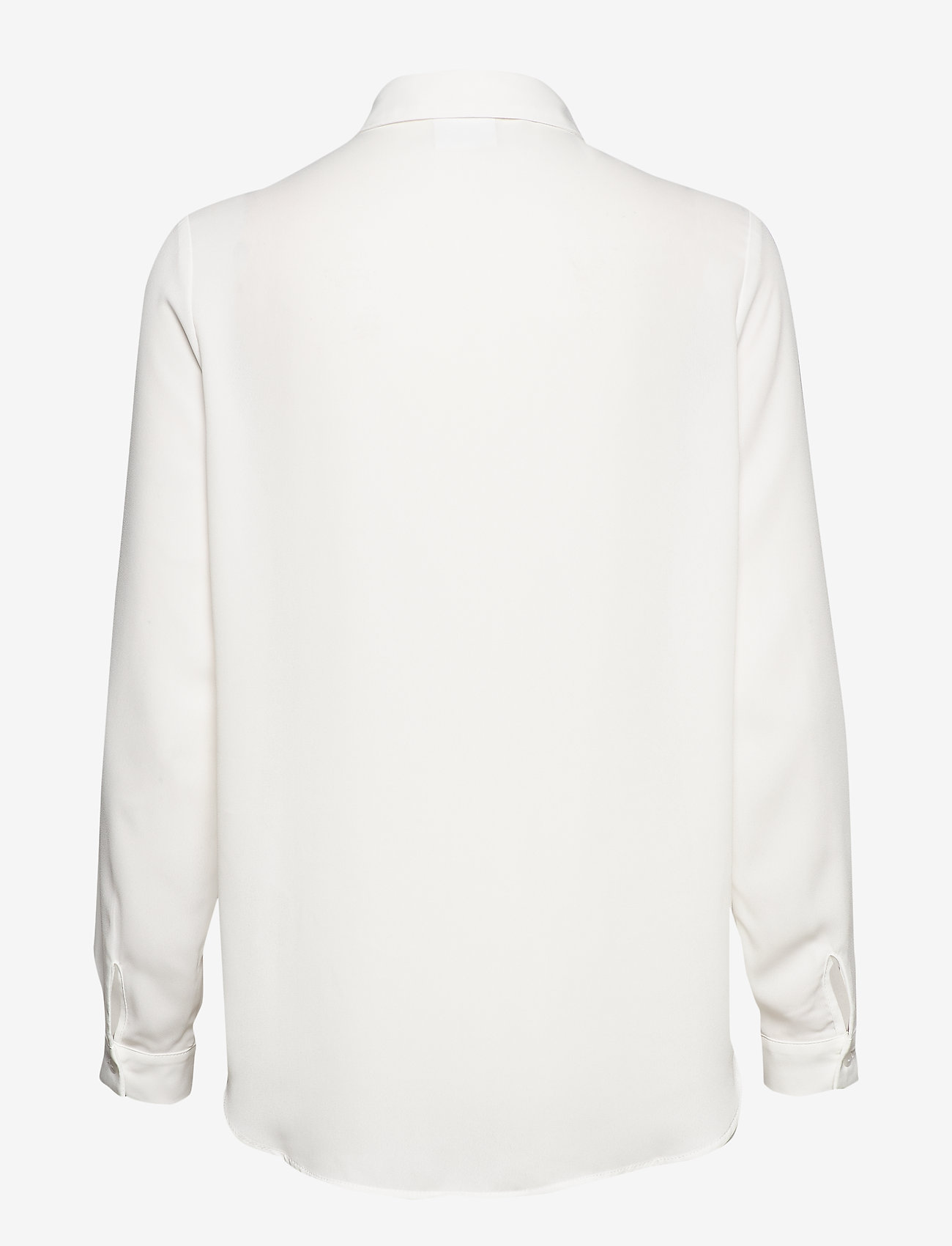 Vila - VILUCY L/S BUTTON SHIRT - NOOS - long-sleeved shirts - snow white - 1