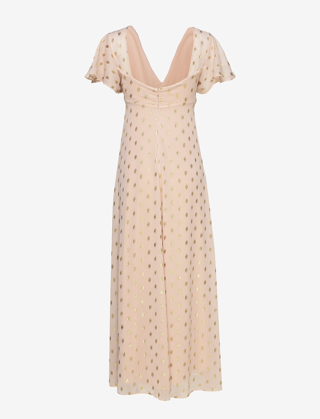 Vila Vimarvella Ancle Dress/dc - Klänningar Pale Mauve