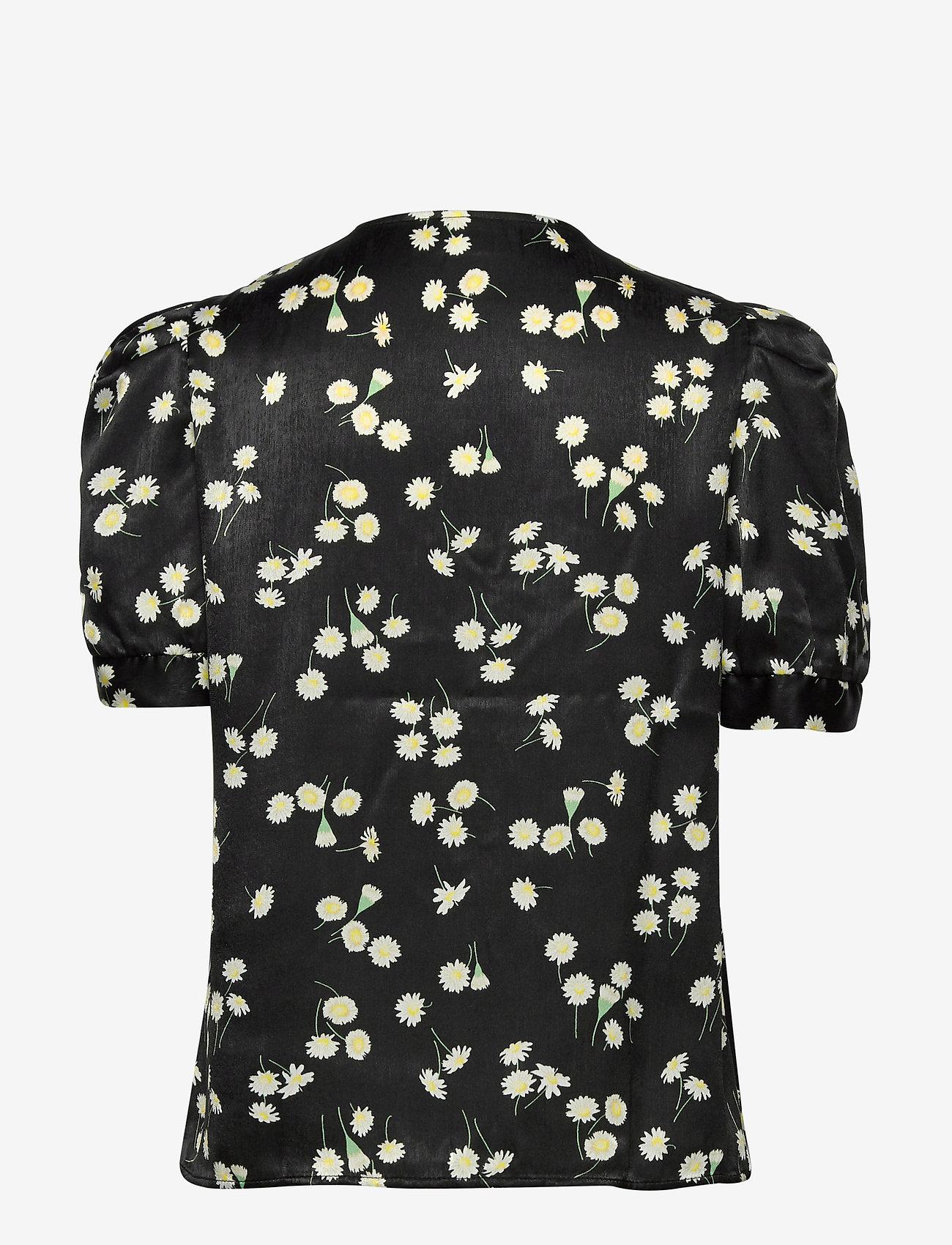 Vila Viflower 2/4 Blouse /rx - Blouses & Shirts