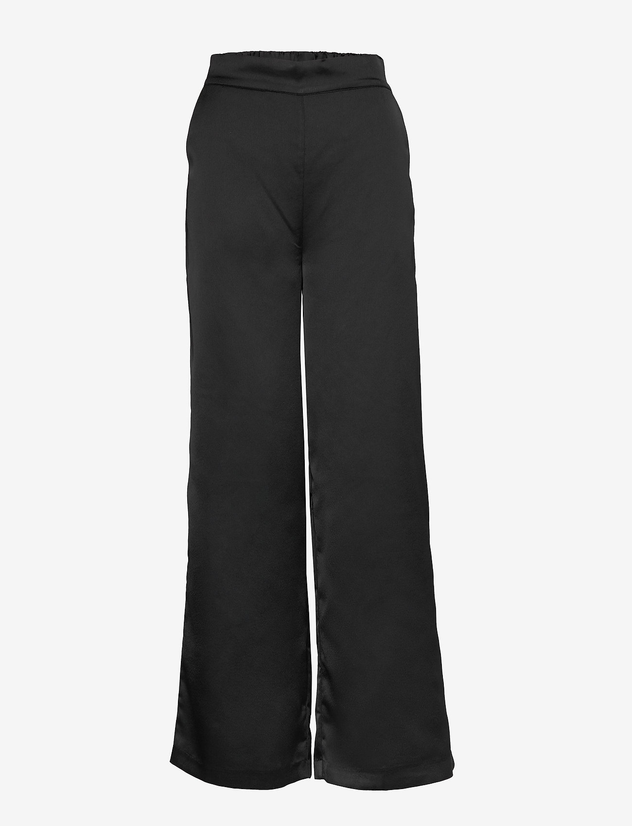 Vila - VIALICE HWRE PANTS - vide bukser - black - 0