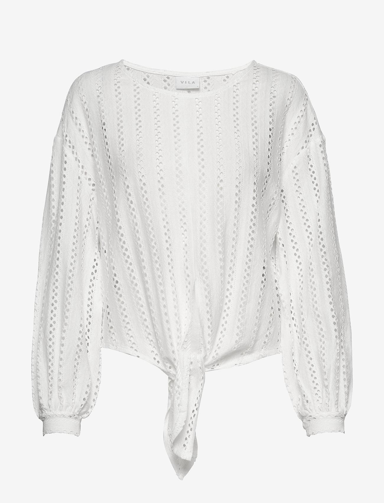 White shirt  VILA  Blusar