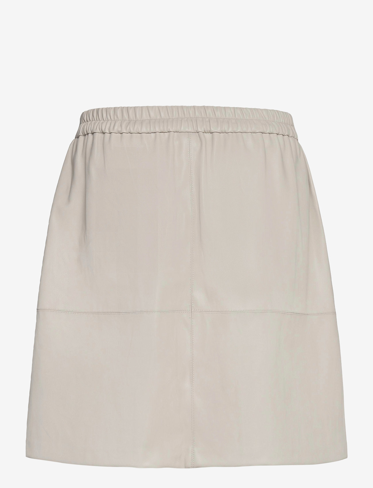 Vila - VICHOOSY HW SKIRT/PB/DES - korta kjolar - dove - 1