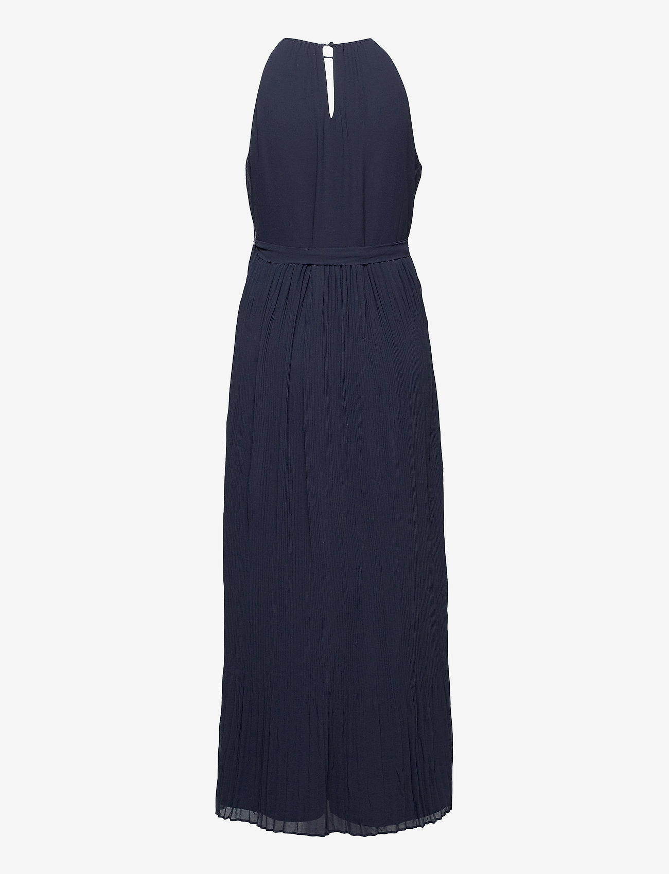 Vila - VIKATELYN HALTERNECK DRESS/DC/SU - sommerkjoler - navy blazer - 1