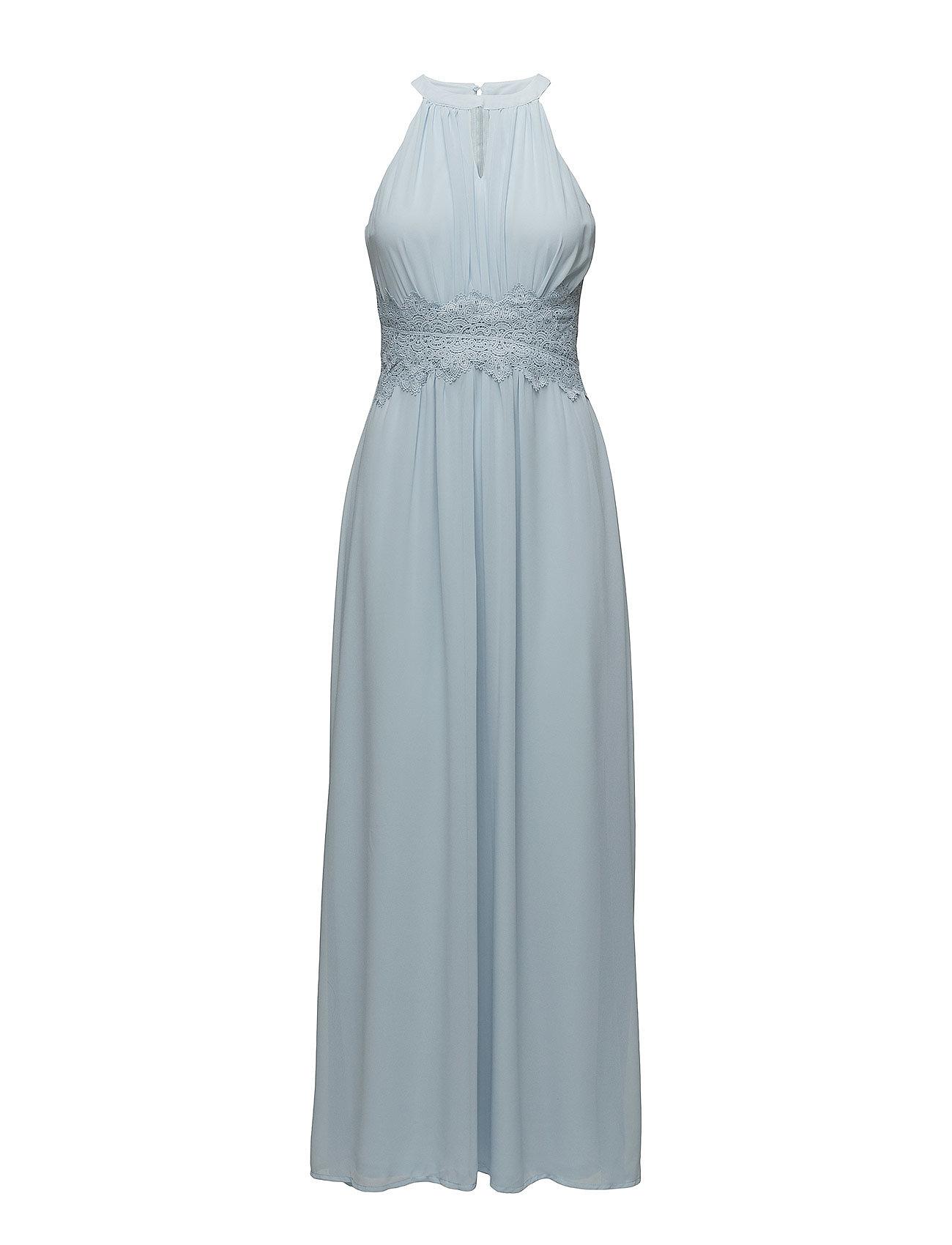 Vimilina Halterneck Maxi Dress/dc/2 (Celestial Blue) (£36) - Dresses ...